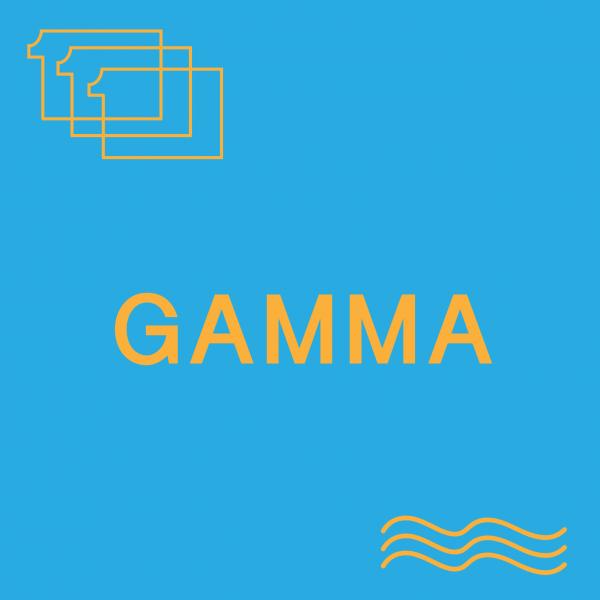 Gamma Waves 9